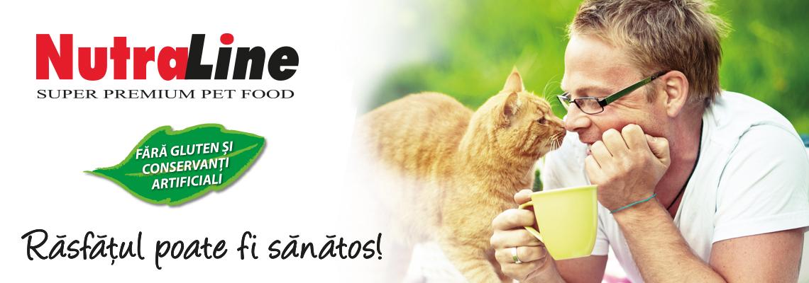 Hrana pentru pisici Nutraline